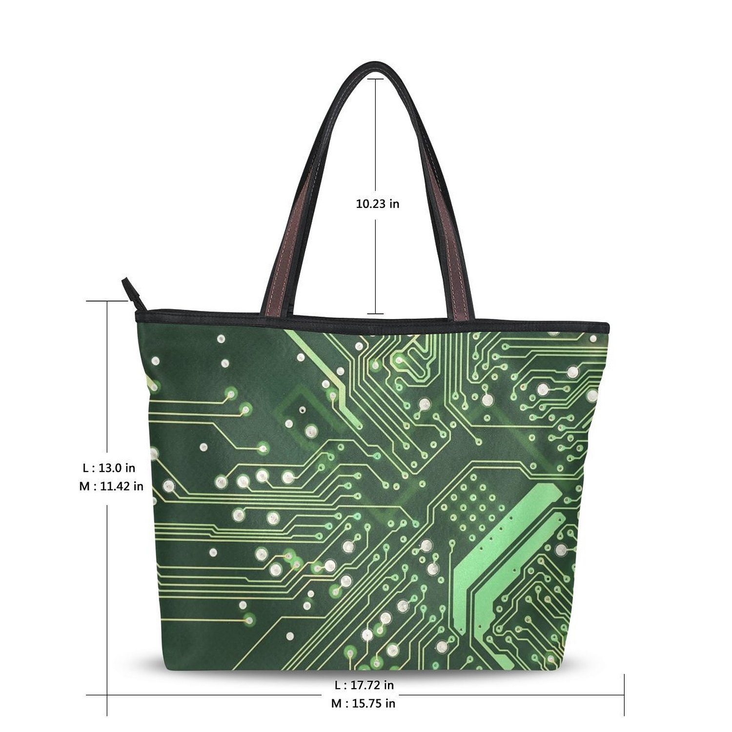 Cheap Fan Circuit Diagram Find Deals On Line At 110 Wiring Switch Reostat Get Quotations Ingbags Fashion Large Tote Shoulder Bag Pattern Women Ladies Handbag
