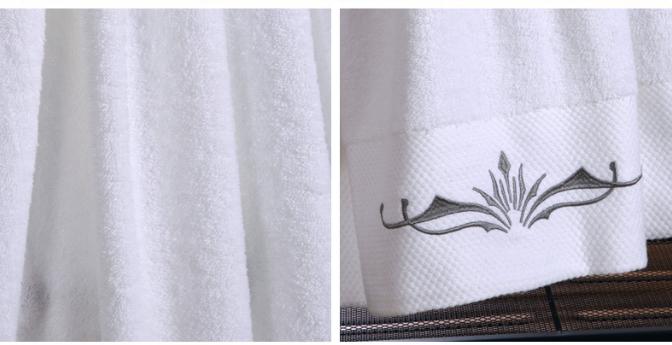100 Cotton Professional Hotel Balfour Bath Towels Pakistan