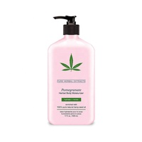 Private Label Pain Relief Moisturizing Cream Hemp CBD Seed Oil Body Lotion
