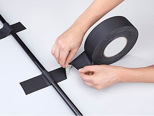 11mil Smooth Matte Finish Rubber Adhesive Tape