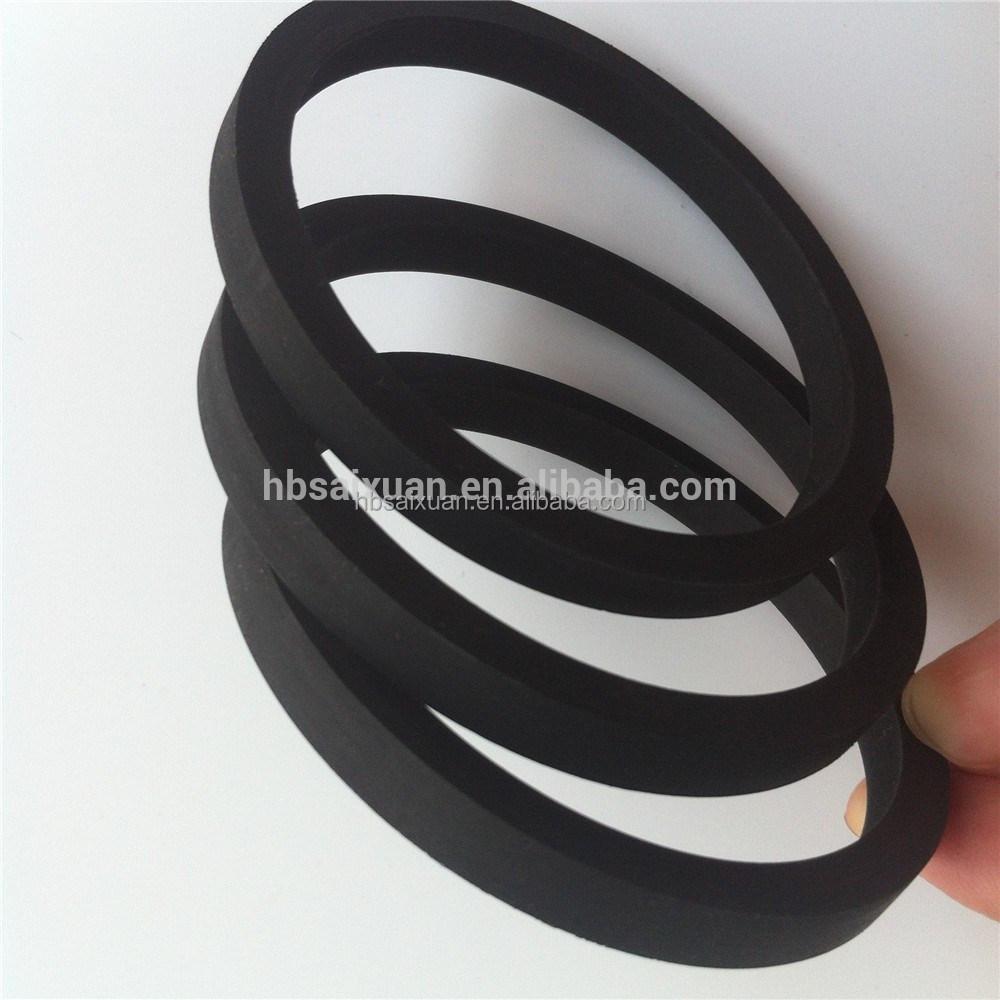 Hnbr Nbr Rubber Metal Plastic Gasket/ Heat Resistant Rubber Washer ...
