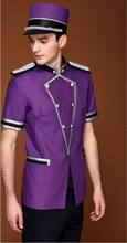 Concierge bellboy/portiere dell'hotel <span class=keywords><strong>uniforme</strong></span>
