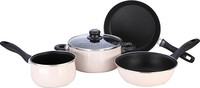 Carbon Steel Non-stick Coating Enamel Cookware Set
