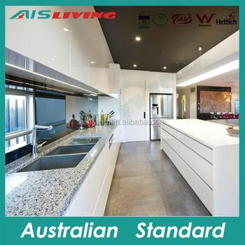 ... Beveled Edge kitchen cabinet vinyl wrap granite veneer countertop