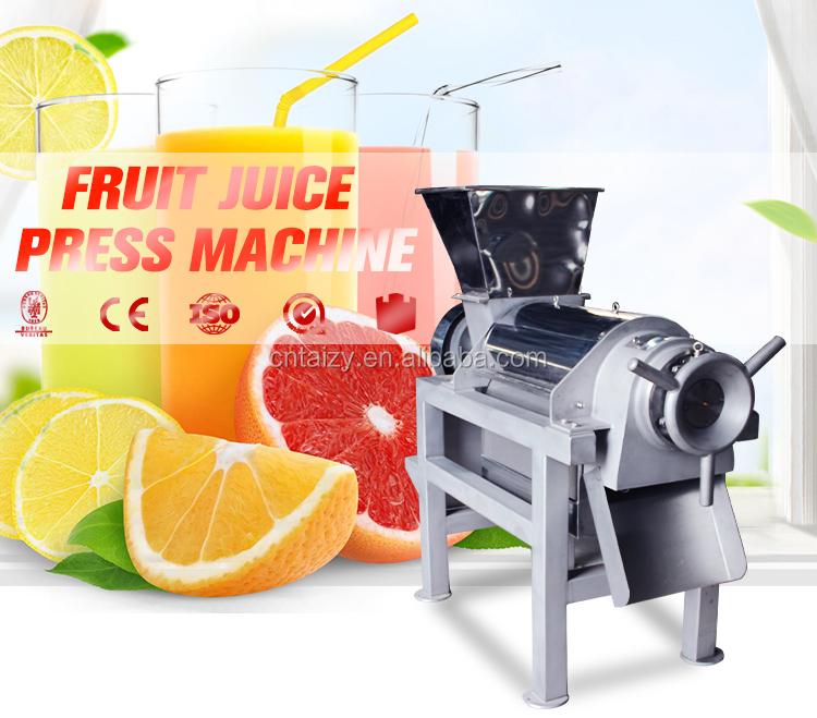 Machine De Presse agrumes De Prix De Pâte De Mangue