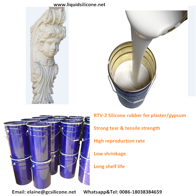 Liquid Silicone Rubber For Head Plaster Sculpture Mold Making - Buy Liquid  Silicone Rubber,Mold Making Liquid Silicone Rubber,Liquid Rtv Silicone