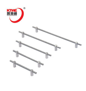 supplier zinc alloy fancy new stainless t bar handles cabinets