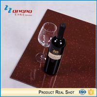 Floor Design Ceramic 60X60 Porcelain Polished Porcelain Tiles Red