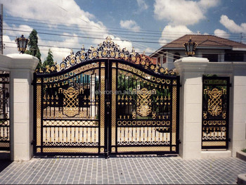 house main gate picture. house main gate  iron grill designs View