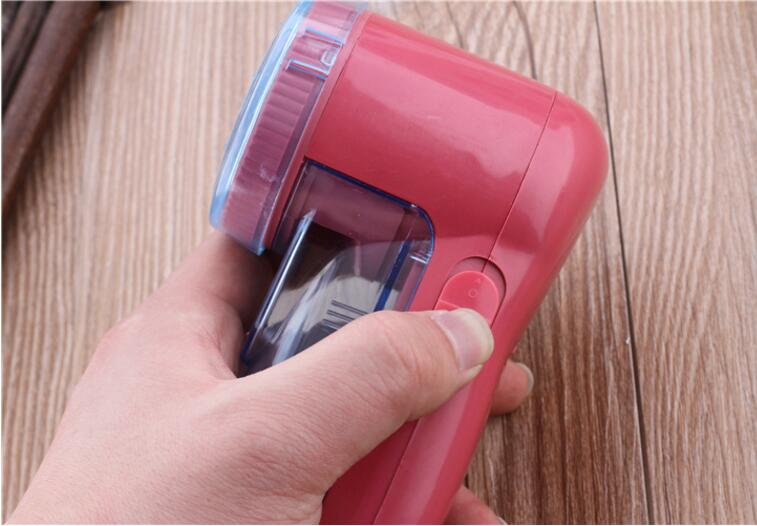 Mini portable Electric Fuzz Cloth Pill Lint Remover Wool Sweater Fabric Shaver Trimmer Hot Sale