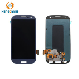 LCD + Touch Screen Glass Digitizer Frame For Samsung Galaxy S3 III mini i8190