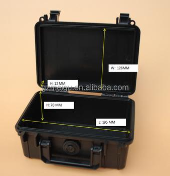 Hard Plastic Dental Instruments Carry Storage Case 215001943