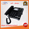 Hot products 4 line dual sim mobile phone wifi with rj11
