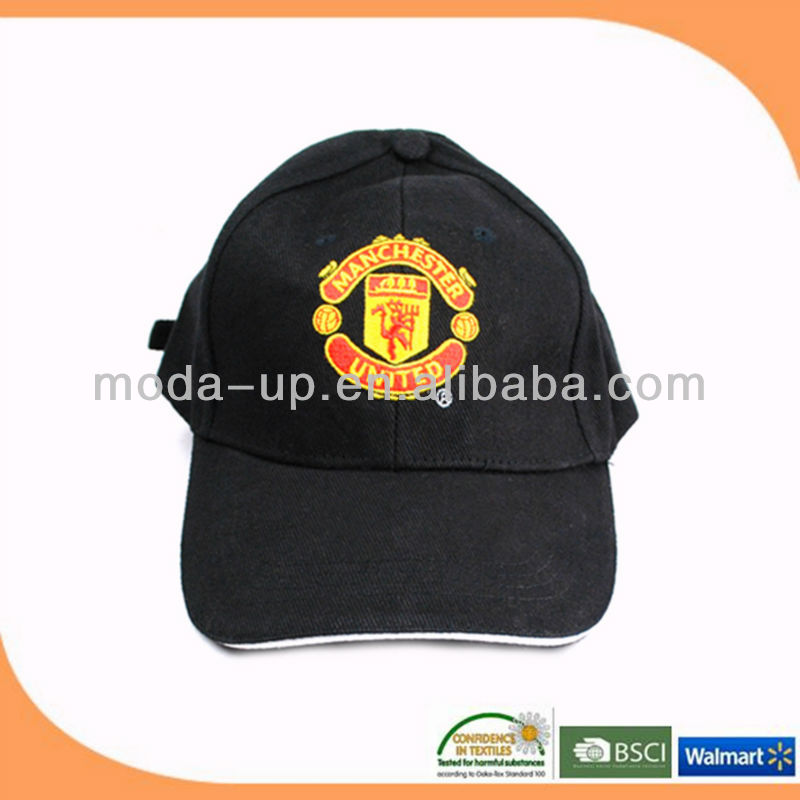made in China promotional football club cap