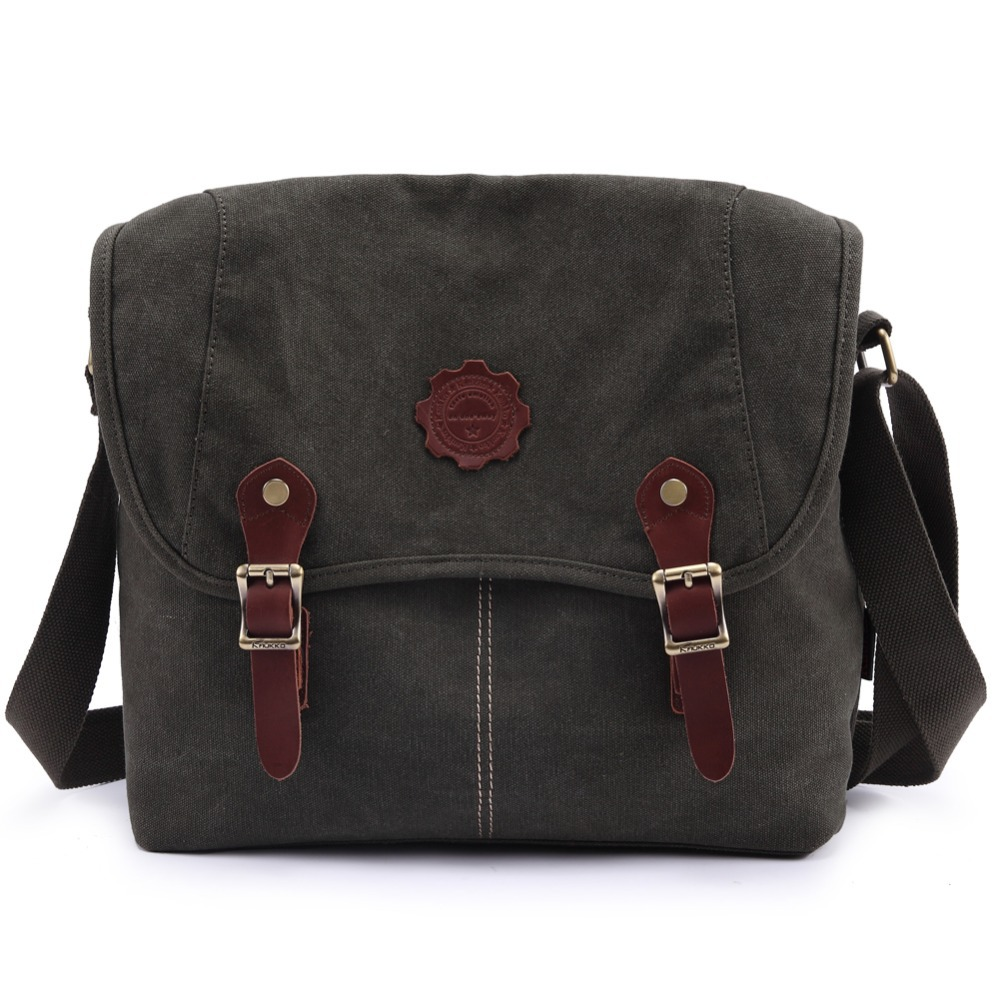 2015 Latest Women Handbag Fashion Men and Women Shoulder Bag With Canvas Messenger Bag Daypack