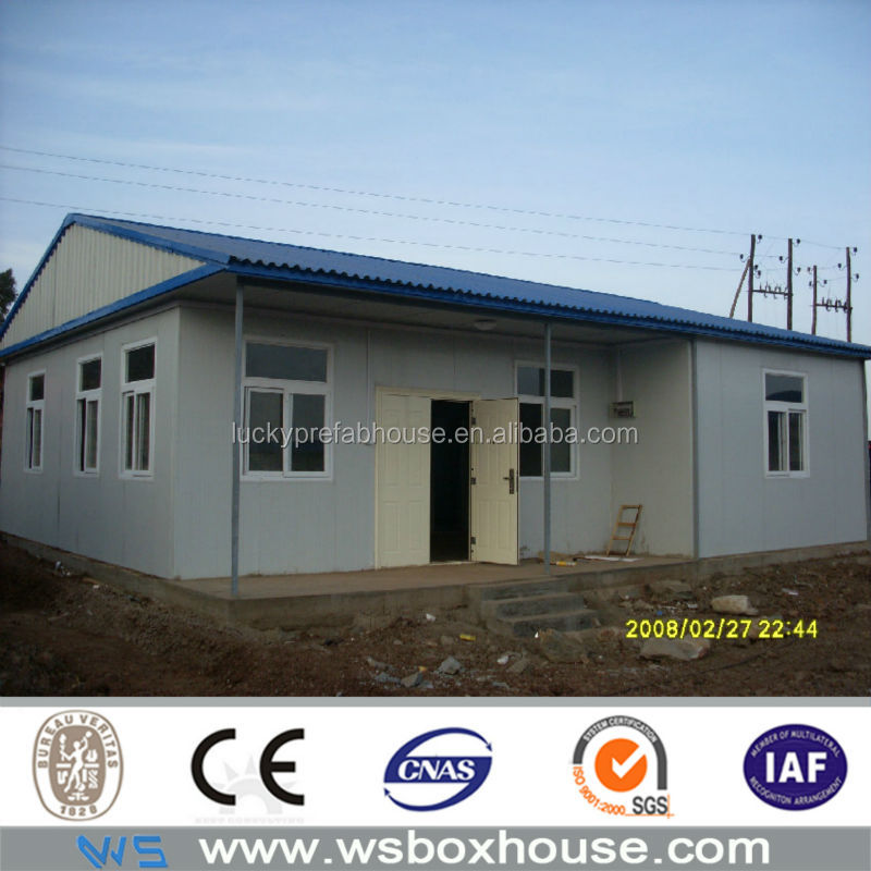 China Cheap prefab homes Prefab beach house Kit homes