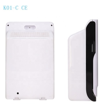 Cigarette smoke absorber air cleaning machine