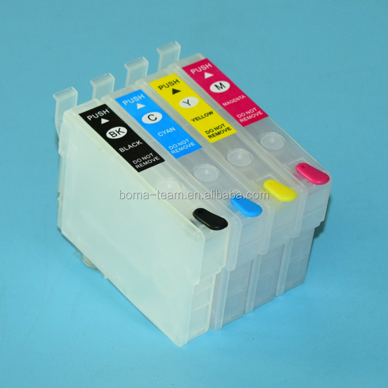 T2971 T2962 T2963 T2964 T297 T296 XP231 Refillable Ink Cartridge For Epson Expression Home XP-231 XP-431 XP-241 XP-441 Printer