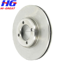 Toyota Car Parts For COROLLA Brake Disc Rotor 43512-12130