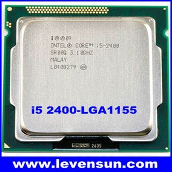Best Quality Cheap Price SR00Q Intel Core i5-2400 Quad Core 3.1GHz 6MB Socket 1155 Cpu Processor