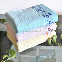 OEM exfoliating nylon bath towel washing cloth