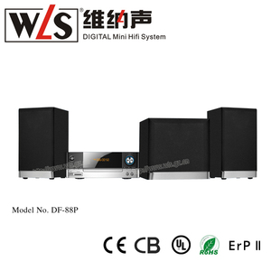 High Evaluation 2.1CH loudspeaker DF-88P Player Video with USB