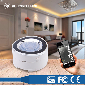 Genial Z Wave Technology Smart Home Automation Alarm Secur System Battery Operated  Pir Motion Sensor Module