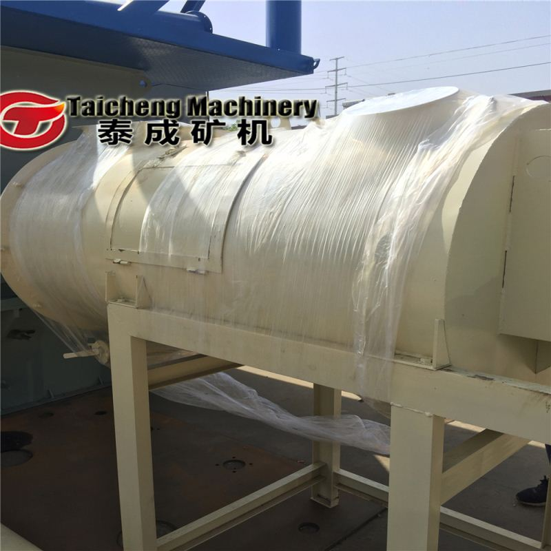 Environmental powder mixer in electric industry export to Turkey