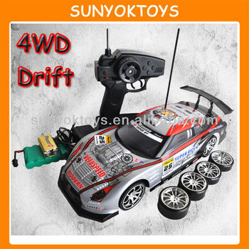 Drifting Gt R Drift Rc Car Rc Cars Toys H Buy