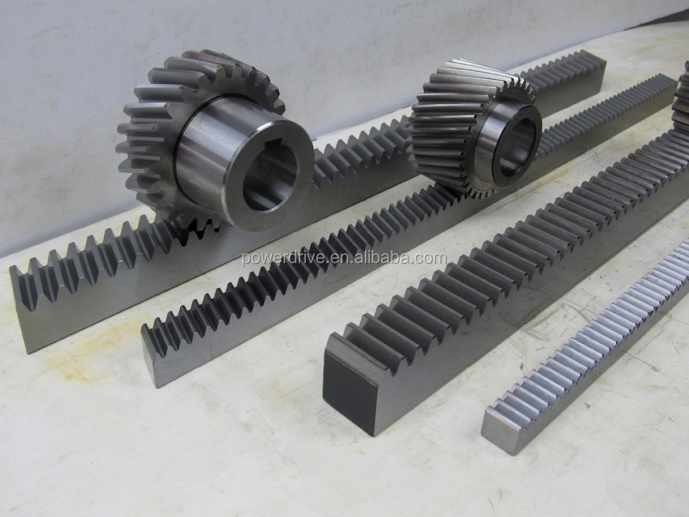 Good price high quality cnc pinion gear rack for sliding gate