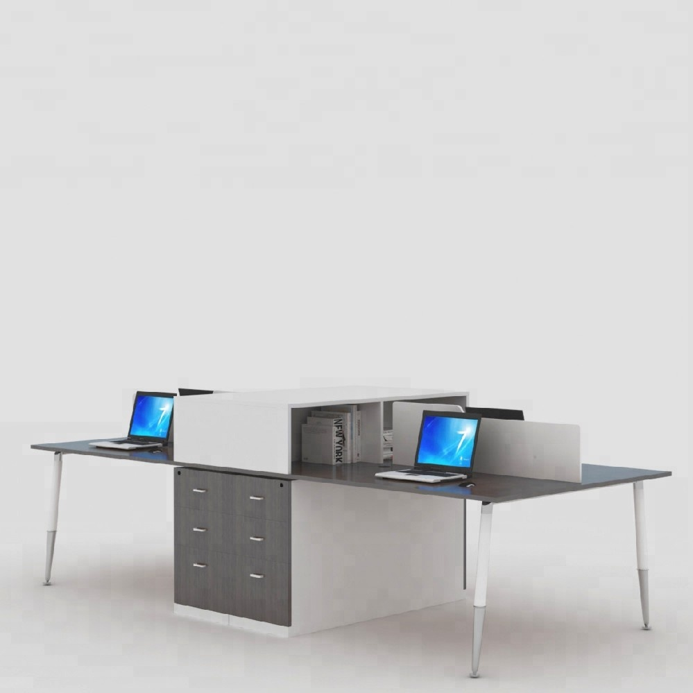 furniture office standard executive table vertical computer desk size
