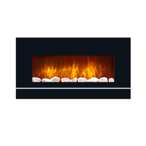 Chinese suppliers wall mounted decorative electric fireplace