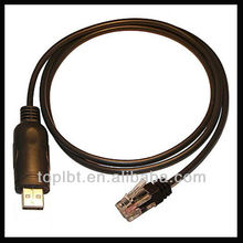 RIB-Less USB Cable for Motorola GM340 and Similar