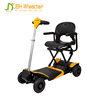 cheap price 4 wheel electric scooter lightweight portable electric folding scooter