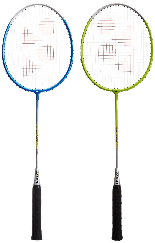 Yonex Gr 201 badminton Racquet, Pack Of 2