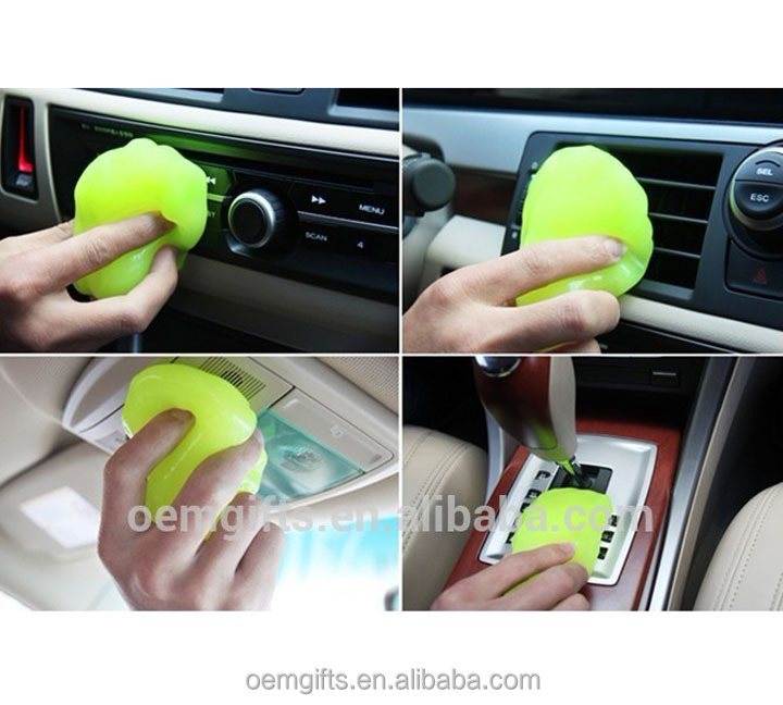 Magic Crystal Gel Cleaner For Keyboard And Car