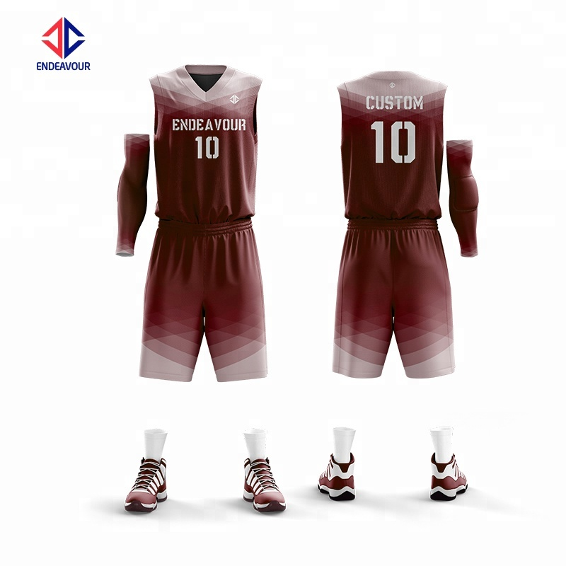 e61f505f640 China red basketball jersey red color wholesale 🇨🇳 - Alibaba