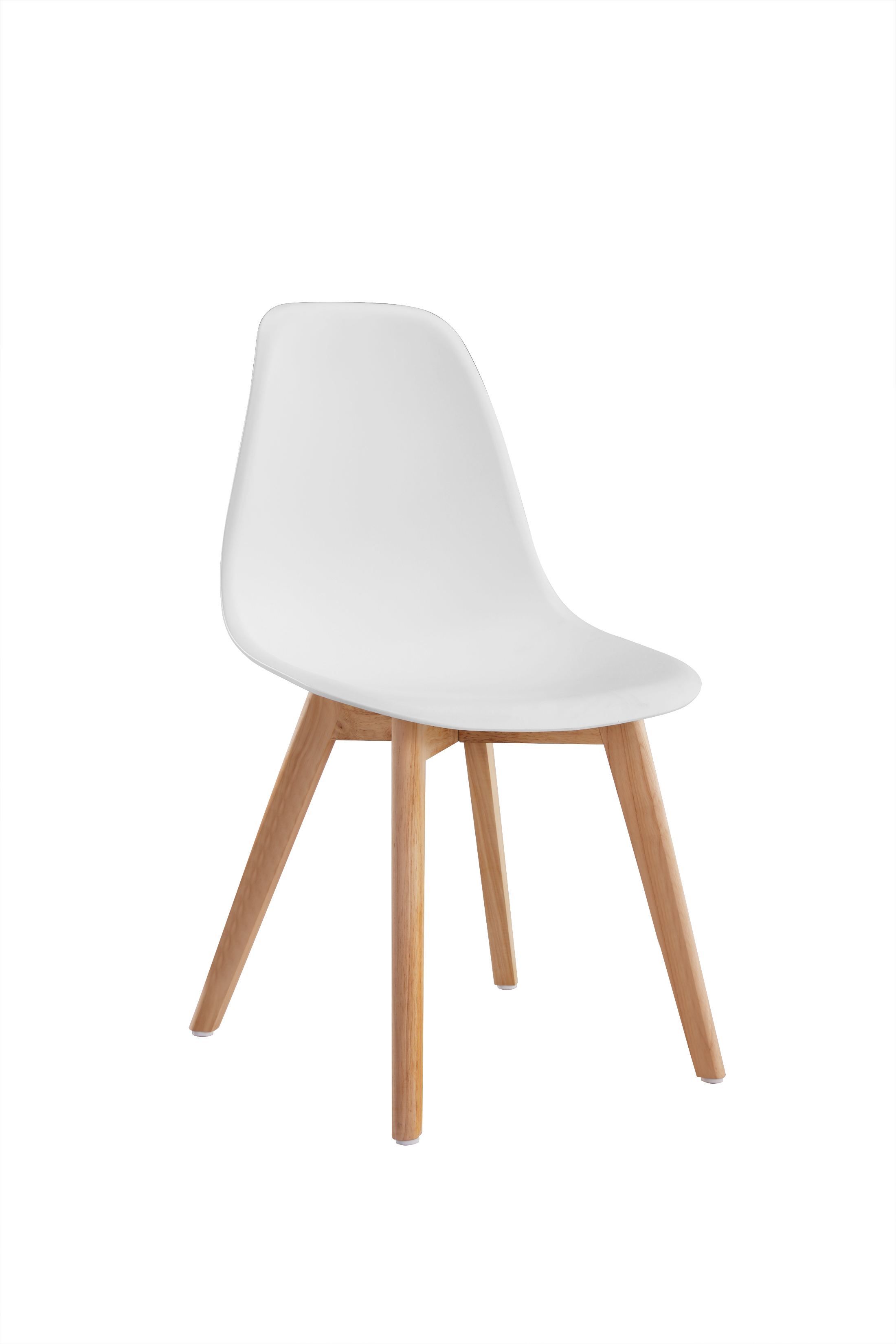 Miraculous Cheap Modern White Or Grey Polypropylene Wooden Legs Kitchen Chairs Plastic Dining Chairs Price Buy Cheap Plastic Chair Price Modern Plastic Bralicious Painted Fabric Chair Ideas Braliciousco
