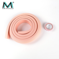 100% safe baby care,baby safety products, NBR Harmless U Shape Baby Safety Edge Protector/ Corner Guards