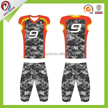 Youth Football Team Wear American Football Jersey 9229fd145