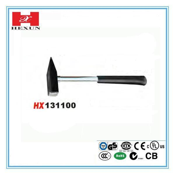 Made in china factory machinist hammer with steel handle