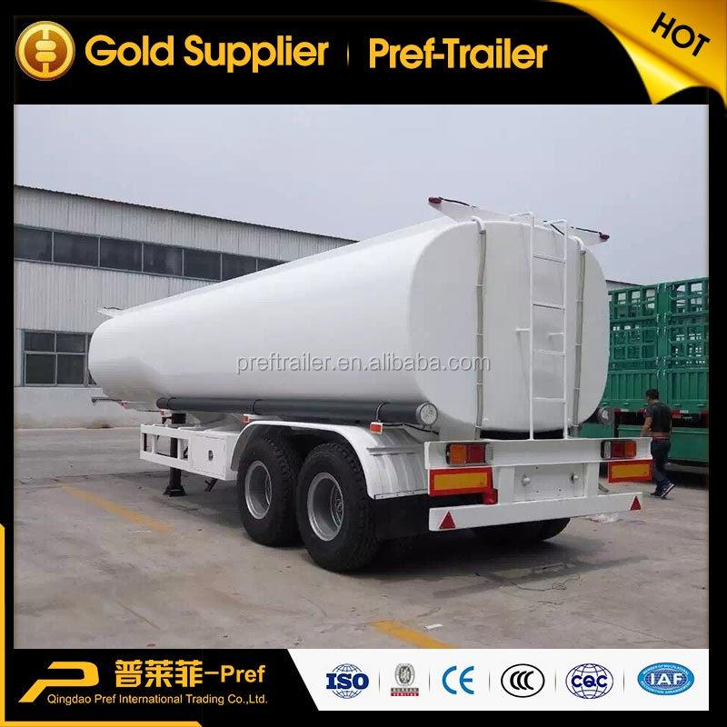 Wholesale Top quality 25000liters-35000liters fuel tank trailer ...