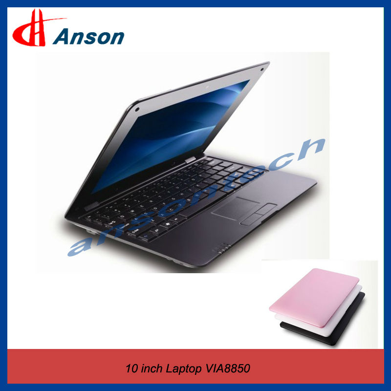 10 Inch Android 4.2 Dual-Core Ultra-Thin Mini Laptop