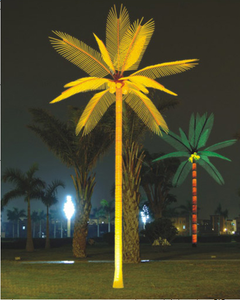 Led Coconut Palm Tree Light Palm Tree With Led Light