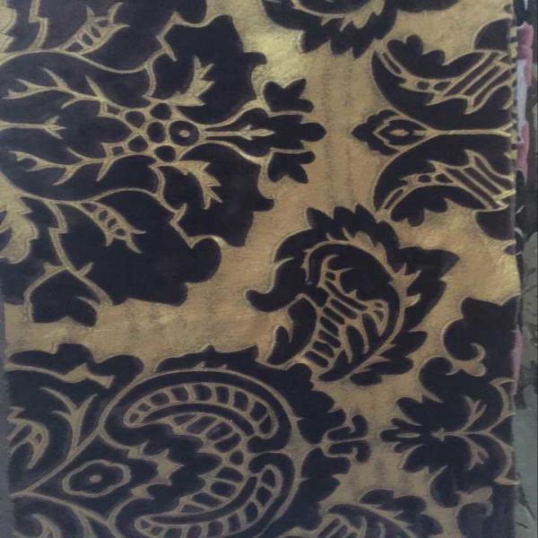 hot sale burnout silk velvet fabric burnout fabric silk velvet fabric buy 100 silk velvet. Black Bedroom Furniture Sets. Home Design Ideas
