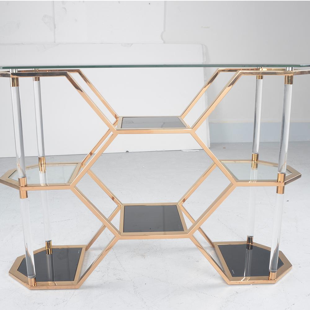 acrylic console tables acrylic console tables suppliers and at alibabacom