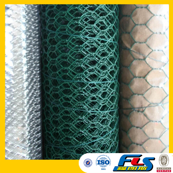 Anping Ventes Chaudes Torsion Tissé Hexagonal Mesh