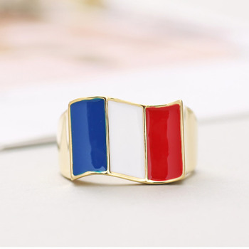 Coq Gaulois France Flag Decoration Ring For Soccer World Cup Buy