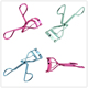 Wholesale Colorful Stainless Steel Eyelash Curler