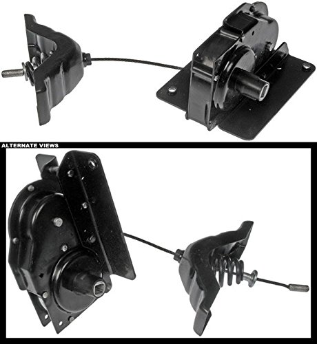 APDTY 120004 Spare Tire Carrier Wheel Hoist Assembly Fits 1999-2007 Ford F250 F350 F450 F550 Super Duty Pickup (Fits Factory Ford Wheels; Aftermarket Wheels May Not Fit Perfeclty)